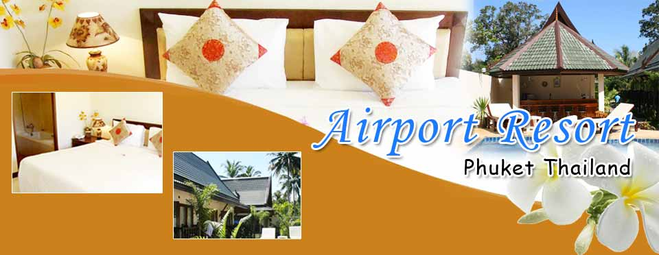 Airport Resort Seaside Beach Bungalow Resort Nai Yang ...