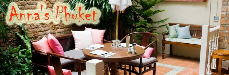 Anna's Phuket Restaurant Thai & International Favorites, Espresso Coffee & Cake, Catering