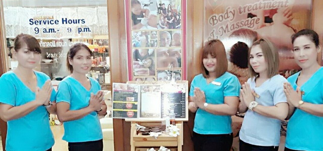 Aroonsom Beauty & Health welcomes you to one of the leading beauty, health and massage salons in Patong Beach