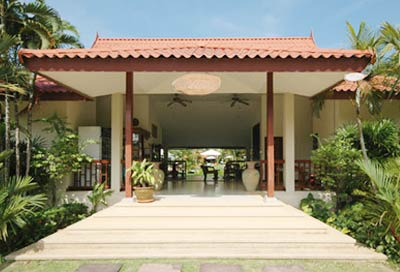 Baan Sai Yuan Individual Bungalows Houses For Rent Rawai Phuket Thailand