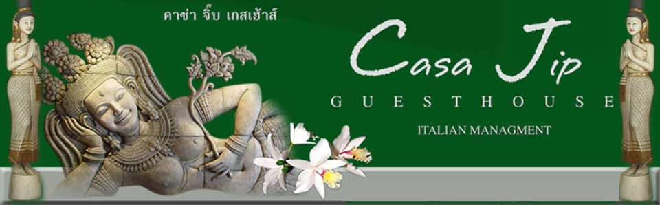 Casa Jip Guesthouse Hotel Guest House Central Patong Beach Phuket Thailand
