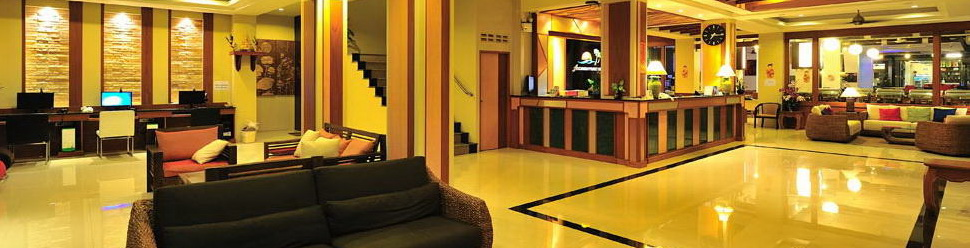 Chana Phuket Hotel Patong Beach, comfortably furnished hotel rooms Patong, air-conditioned