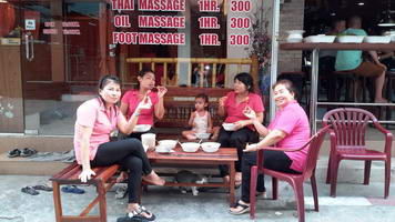 Cheap Rooms Budget Guesthouse Massage Bar Patong Beach Phuket