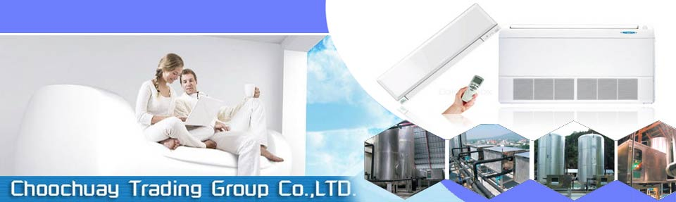 Choochuay Trading Group Air conditioner Sales Service Repairs Scheduled Maintenance Phuket Thailand