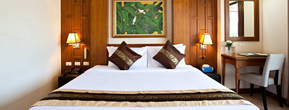C&N Hotel Hotel in central Patong Beach Phuket Thailand