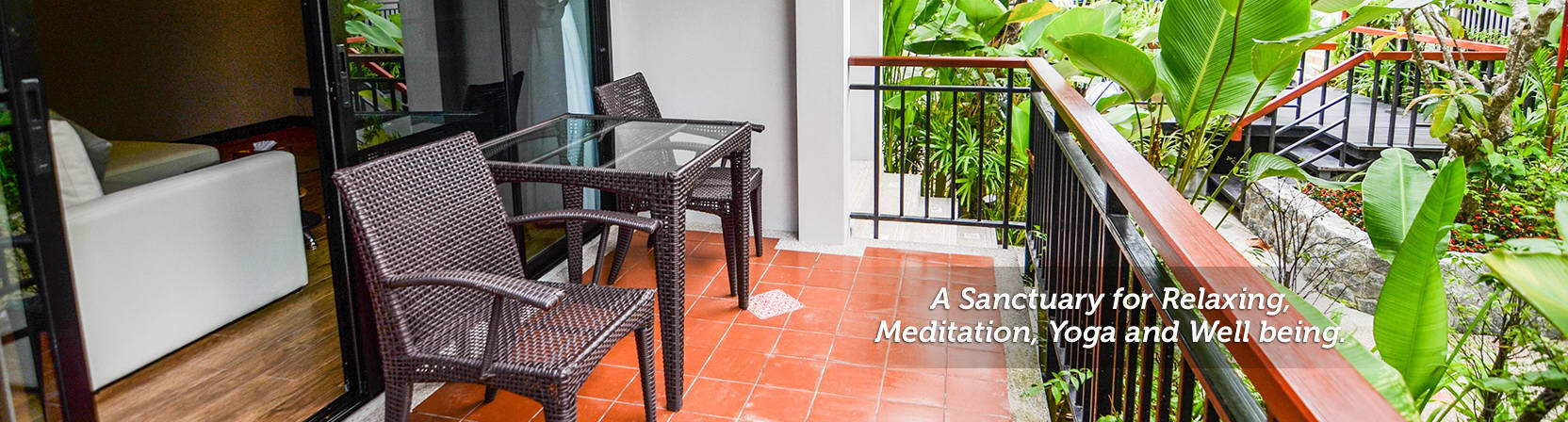 Coco Retreat Phuket Sanctuary Relaxing Meditation Yoga Well Being