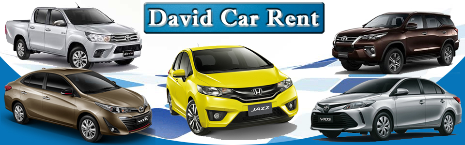 David Car Rent - Autos Car Van Truck Rentals Phuket Thailand