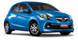 David Car Rent Car Rent Guarantees Competitive Prices Honda Brio