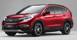 David Car Rent Car Rent Guarantees Competitive Prices Honda CRV