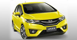 David Car Rent Car Rent Guarantees Competitive Prices Honda Jazz