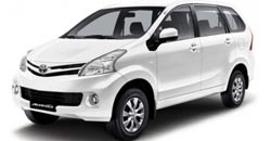 David Car Rent Car Rent Guarantees Competitive Prices Toyota Avanza