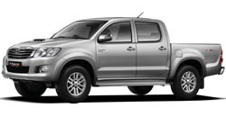 David Car Rent Car Rent Guarantees Competitive Prices Toyota Hilux Vigo