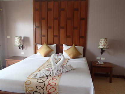 First Resort Albergo Guesthouse Resort Hotel, Patong Beach, Phuket Thailand