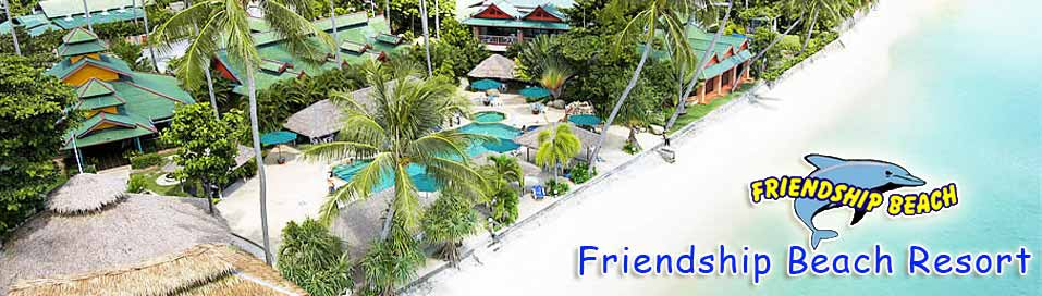 Friendship Beach Resort Beach Bungalows Restaurant Rawai Beach Phuket