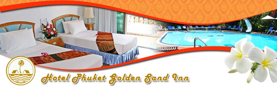 Hotel Phuket Golden Sand Inn Hotel Accommodations Karon Beach Phuket Thailand
