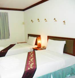 Green Mansion Guesthouse Hotel Patong Beach Phuket Thailand