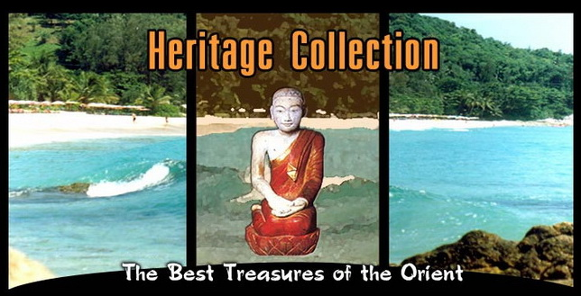 Oriental Fine Art - Art Antiques Furniture Phuket Thailand