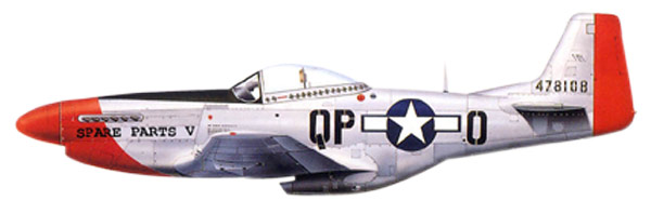 P-51D with