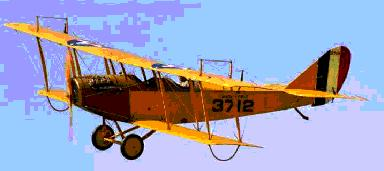 Curtiss JN-4 Jenny- Barnstormer and Trainer