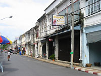 Visit Antique Sino-Portuguese Buildings on Tropical Phuket Island Thailand