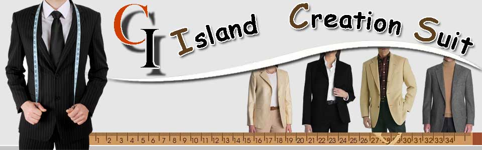Island Creation Suit Custom Tailors Men & Women Kata Beach Phuket Thailand