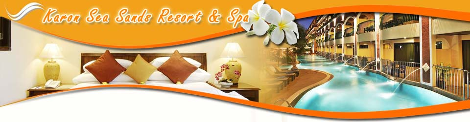 Karon Sea Sands Resort & Spa Luxury Beach Hotel Thai Hospitality Phuket Thailand