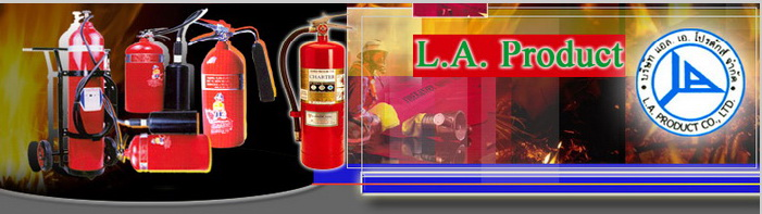 L.A. Product - Fire Protection Equipment Sales Service Phuket Thailand
