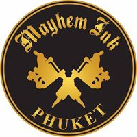 Mayhem Ink Premier Australian-Owned Tattoo Studio, Patong, Phuket, Thailand, Award Winning Artists