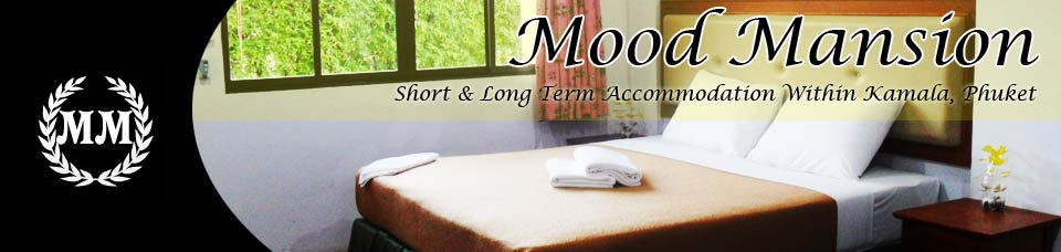 Mood Mansion Guesthouse Apartments Kamala Beach Phuket Thailand