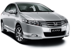 Nature Car Rent offers Competitive Prices Honda City