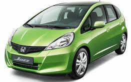 Nature Car Rent offers Competitive Prices Honda Jazz
