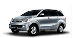 Nature Car Rent offers Competitive Prices Toyota Avanza