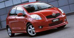 Nature Car Rent offers Competitive Prices Toyota Yaris