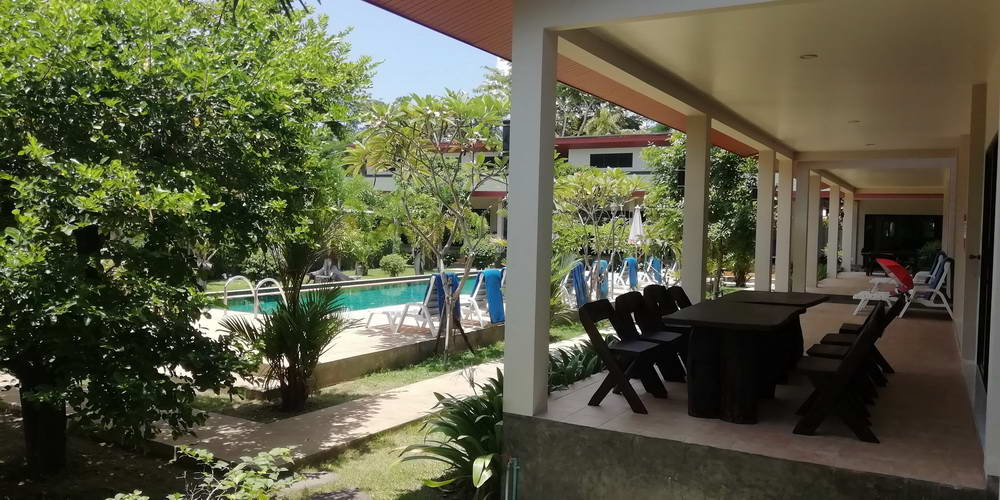 Naya Pool Villas Two Bedroom Family Resort Living Nai Harn Beach Phuket
