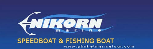 Nikorn Marine Tour - Marine Adventure Boating Tours Andaman Sea Phuket Thailand