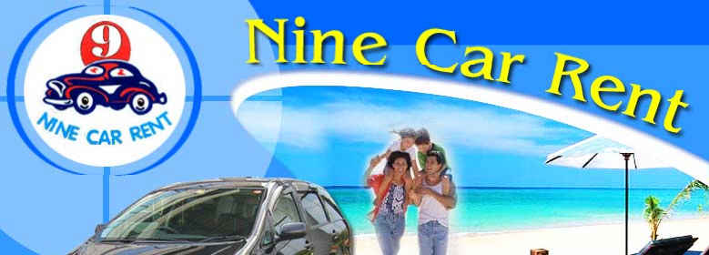 Nine Car Rent is a quality family owned business and offers the best value in car rentals for Phuket Island.