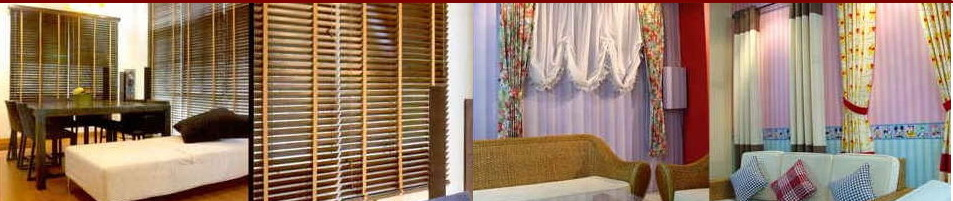 Orawan Curtain provides the best service & selections in Phuket for Curtains, Wood Blinds, Roller Blinds, Vertical Blinds, Sofas, Cushioned Seats, Cushions, Wallpaper & Carpet