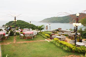 Phromthep Cape Restaurant Sunset Viewpoint Seafood Restaurant Phuket Thailand