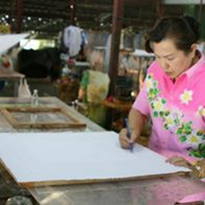 Phuket Batik - Batik Silkscreen Sales Production Phuket Thailand