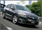 Phuket Car Rent Honda Stream - Autos Cars Vans Jeep Rentals Phuket Thailand