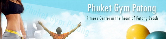 Phuket Gym Patong Cybex Fitness Aerobics Training Center Patong Beach