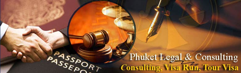 Phuket Legal & Consulting Property Accounting Travel Visas Labor