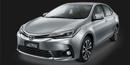Phuket Thailand Car Rent Car Rent Guarantees Competitive Prices Toyota Altis