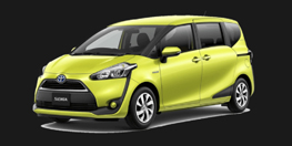 Phuket Thailand Car Rent Car Rent Guarantees Competitive Prices Toyota Sienta