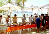 Phuket Tropical Marine - Speedboat Tours lunch