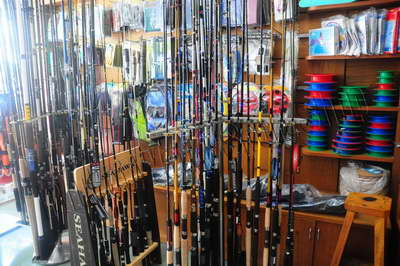 Phuket Water Sport Shop welcomes you to our shop with the most quality fishing and diving equipment in Phuket Town