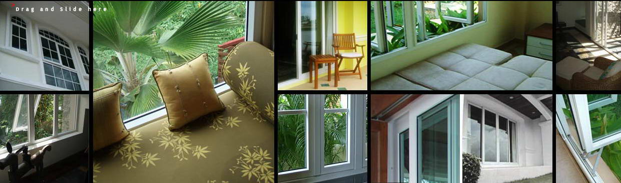 Prasert Vinyl & Aluminum Windows Glazing Doors Sales Phuket Thailand