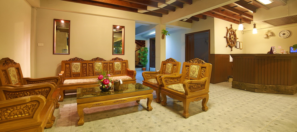 Relax Guest House Rooms Patong Beach Phuket Thailand