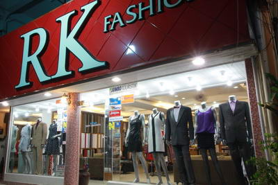 R.K. Fashions Quality Tailors in Patong Beach Phuket Thailand