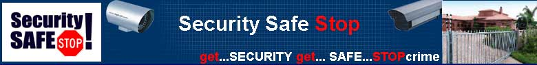 Security Safe Stop - Alarm Systems Ness Security Surveillance CCTV Cameras Phuket